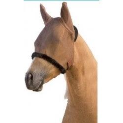 Chifa Super Mask with ears HORSE Maschera protettiva per la testa del cavallo