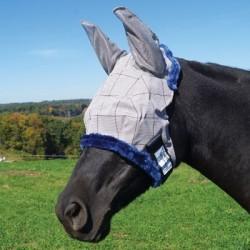 Farnam Super Mask with ears ARAB Maschera protettiva per la testa del cavallo