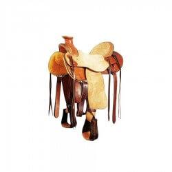 Sella western Pool's Genuine mod. WADE 5100  Umbria Equitazione