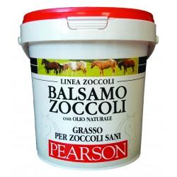 Pearson Balsamo zoccoli