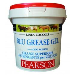 Pearson Blu Grease Gel per zoccoli