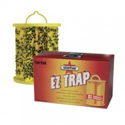 Starbar Ez Trap Trappola adesivizzante per insetti volanti