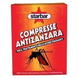 Starbar Proxilar Compresse antizanzare per trattamento acque stagnanti