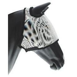 Maschera antimosche in  PVC  UMBRIA EQUITAZIONE
