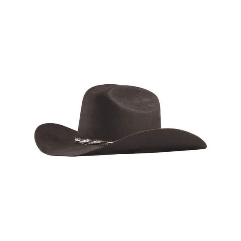 Lakota Saddlery Cappello in feltro rigido mod. J.F. BROWN LUX