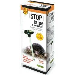 Mai Più Stop Talpe e Roditori - dispositivo a vibrazioni soniche