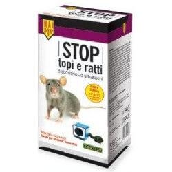 Mai Più Stop Topi e Ratti - dispositivo a ultrasuoni
