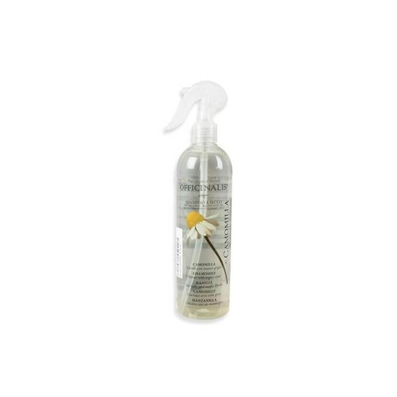 Officinalis Shampoo Secco Camomilla per cavalli 500ml