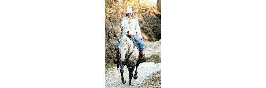 Selle Trekking a Cavallo