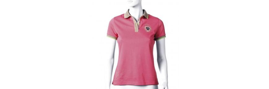 T-shirt & Polo Western da Competizione Uomo Donna Bambino
